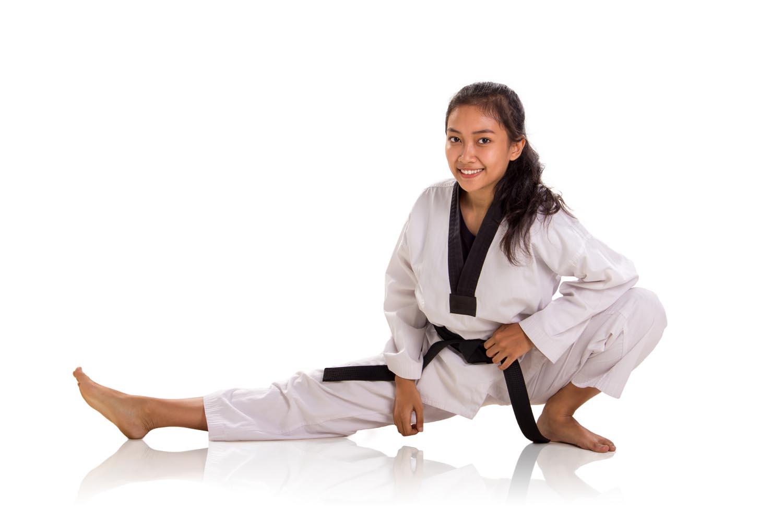 Teenegers martial art#2